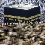 Tawaf around the Ka'bah