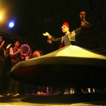 Sufi dancer performs in Lebanon