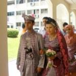 Malay wedding in Singapore