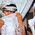 Traditional Kazakh wedding in Iran
