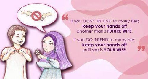 musulmans pour mariage