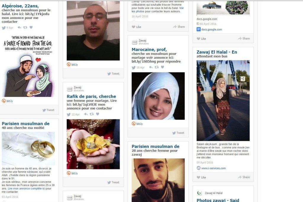 Les sites de rencontres pour musulmans