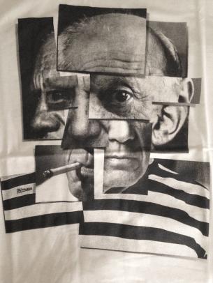 Tshirt z Typography