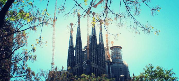 Sagrada Familia Top 5 z najdroższych atrakcji Barcelony