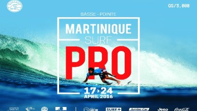 Photo of #ZayActu :   La deuxième édition du Martinique Surf Pro se tiendra du 17 au 24 avril sur le spot de Basse-Pointe | ZayRadio.org