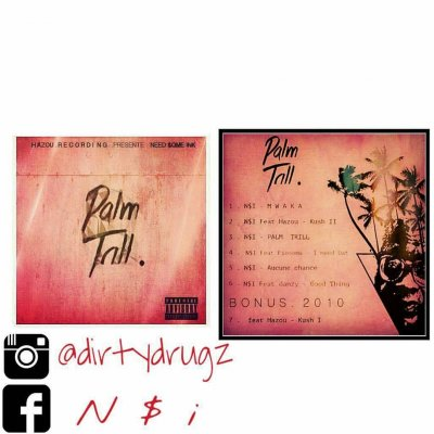 Need Some Ink Palm Trill