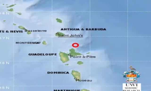 SeismeGuadeloupe18Fevrier2016