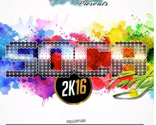 #ZayMixtape : Dj Clays - #SMS Soca Party 2K16