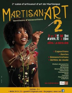 #ZayActu : La 2ème édition du salon dédié aux artisans d'art de Martinique c'est ce Week-End | ZayRadio.org