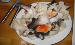 #ZayActu : 51 kg de lambis et 20 kg de langoustes ont été saisis dans des restaurants à Sainte-Anne et Sainte-Luce | ZayRadio.org