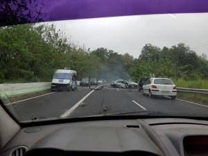 #ZayActu : Un accident de voiture à Sainte-Marie fait 3 blessés légers   ZayRadio.org