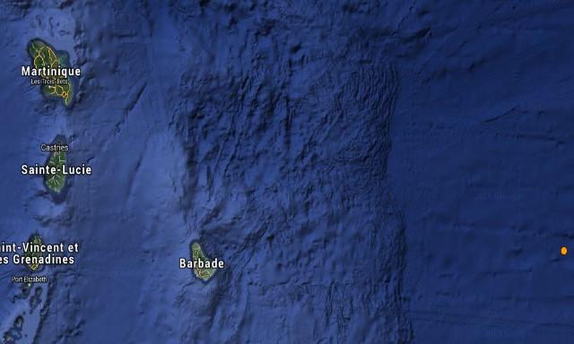 #ZayActu : La Terre a tremblé ce matin en Martinique   ZayRadio.org