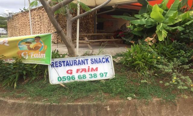 "#ZayActu : Le restaurant snack du Robert ""G Faim"" est à découvrir | ZayRadio.org"