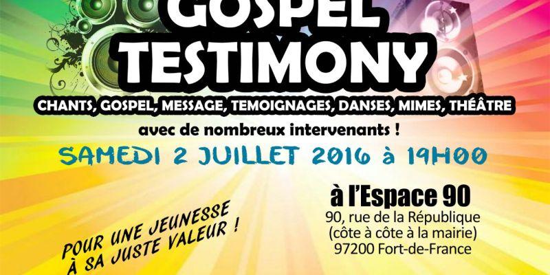GospelTestimony