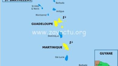 Photo of La Martinique est en vigilance jaune pour fortes pluies et orages