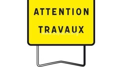 Photo of Travaux dans vos quartiers : Des travaux de réfection de la chaussée sur les RN2 et RN3
