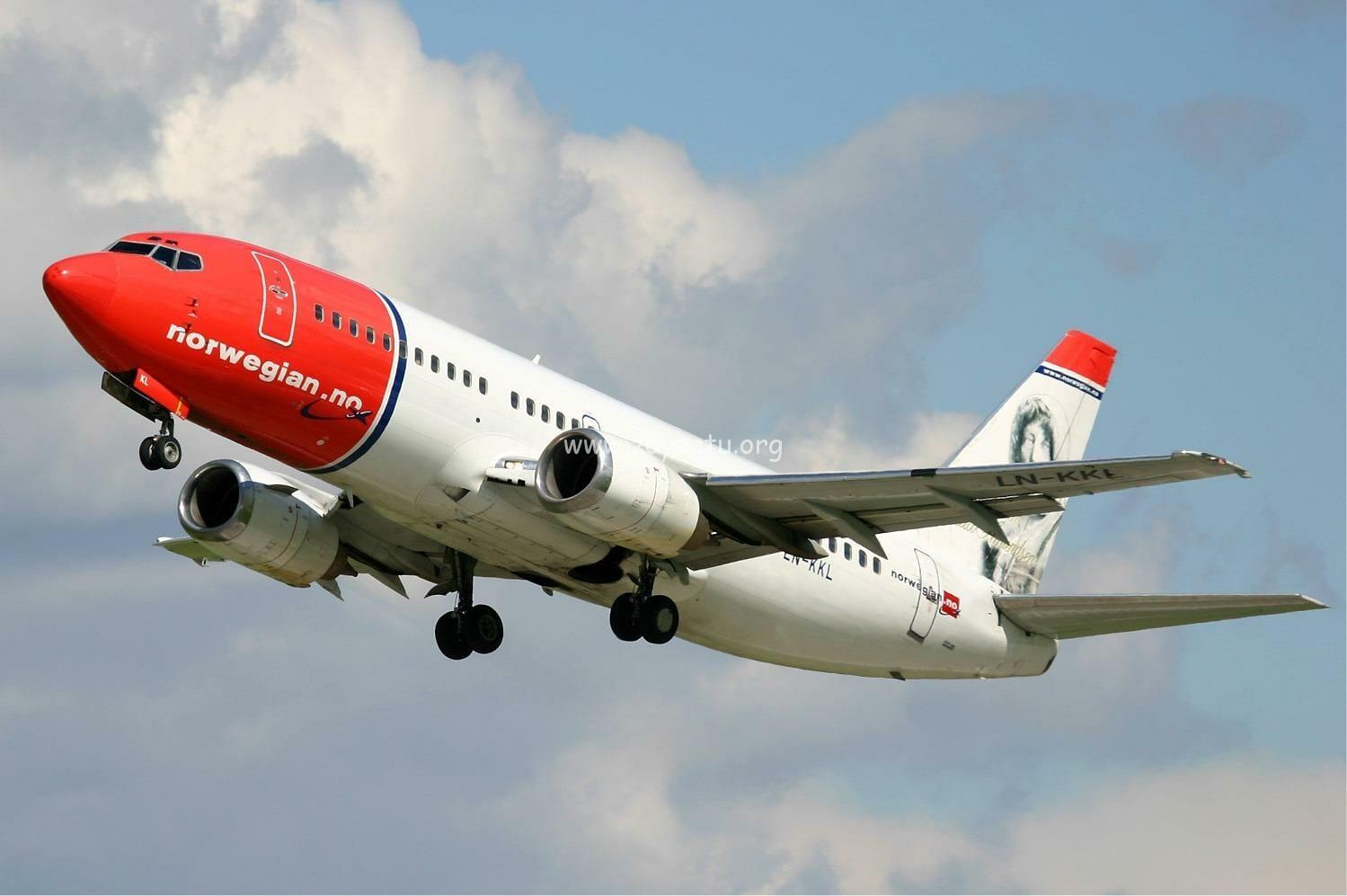 Les Antilles françaises bientôt connectées à l'Argentine — Norwegian Air Argentina