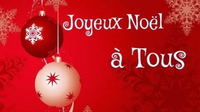 """Photo of """"Joyeux Noël à tous"""" et une pensée aux malades, aux personnes seules et endeuillées"""