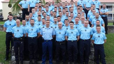 Photo of 80 gendarmes supplémentaires en Martinique pendant 3 mois