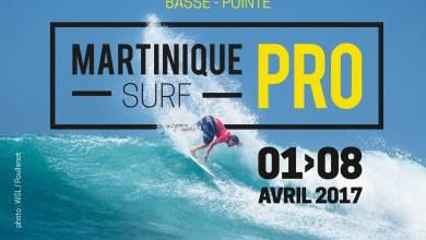 Photo of 128 surfeurs internationaux de haut niveau pour la troisième édition du Martinique Surf Pro