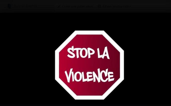 stop la violence un message conscient dans le clip zone rouge. Black Bedroom Furniture Sets. Home Design Ideas