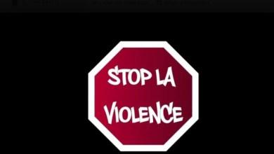 """Photo of """"Stop à la violence"""" un message conscient dans le clip """"Zone Rouge"""""""