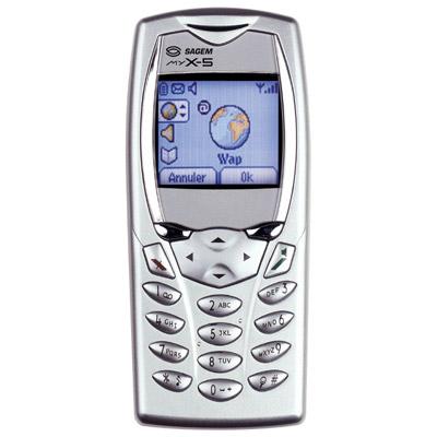 Sagem X5 sortie en 2004