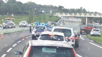 Photo of Un accident à Carrère crée de gros embouteillages