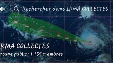"""Photo of Un groupe """"IRMA Collectes"""" s'est créé afin de venir en aide aux îles sinistrées"""