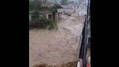 Photo of Porto-Rico complètement ravagé par l'ouragan Maria