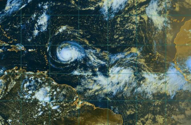 La tempête tropicale Jose menace les Iles Sous le Vent, après Irma