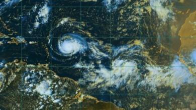 Photo of Naissance de la tempête tropicale José qui suit de près IRMA