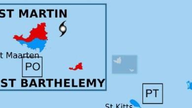 Photo of Saint-Martin et St Barth en vigilance rouge cyclonique à l'approche de José