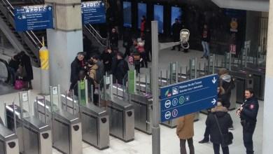 Photo of Paris : les contrôleurs de la SNCF maintenant en civil