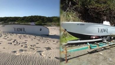 Photo of Le vador un bateau volé aux Salines retrouvé sur une plage au Mexique