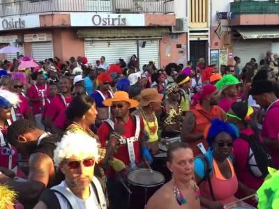 Carnaval Fort-de-France