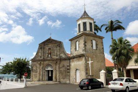 Eglise St Etienne Marin Martinique