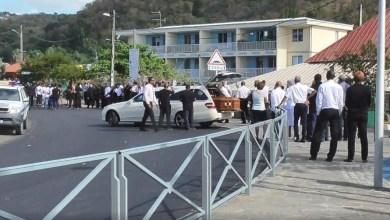 Photo of Un dernier hommage rendu à Franco Belizaire au Carbet