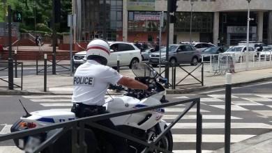 Photo of Un automobiliste arrêté après une folle course poursuite dans les rues de Fort-de-France