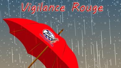 Photo of Vigilance rouge déclenchée pour la Martinique pour fortes pluies et orages