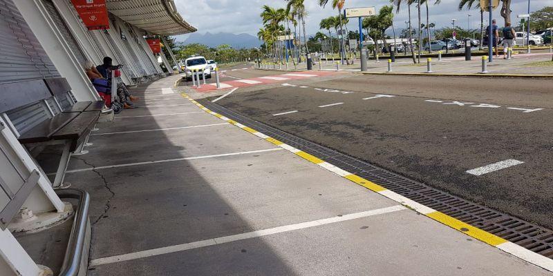 Aéroport Aimé Césaire en Martinique