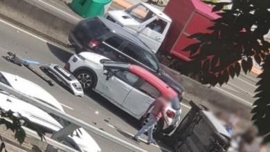 Photo of Un accident sur l'autoroute provoque de gros embouteillages