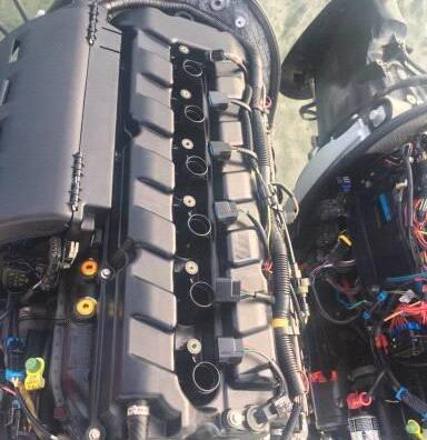 Vol pièce moteur 1