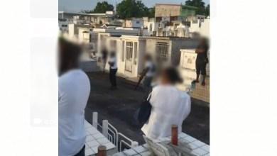Photo of Coups de feu tirés en l'air dans un enterrement. Les vidéos circulent sur les réseaux sociaux