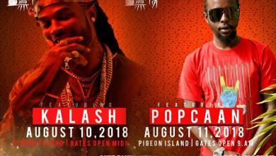 Photo of La Mercury Fest à Sainte-Lucie avec Kalash et Popcaan entre autre
