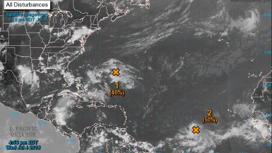 Photo of L'onde tropicale surveillée par le NHC s'organise