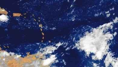 Photo of Naissance d'une dépression tropicale. Elle devrait se dissiper avant d'atteindre l'arc antillais