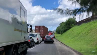 Photo of Fissures RN9 : grosse galère pour les automobilistes et les habitants de Dillon (VIDÉOS)