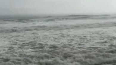 Photo of Tempête tropicale ISAAC : forte houle au Lorrain (VIDÉO)