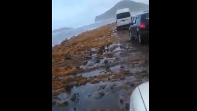 Photo of (VIDÉOS) Sainte-Lucie touchée par la forte houle provoquée par la tempête tropicale KIRK